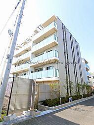 神奈川県藤沢市鵠沼藤が谷1丁目の賃貸マンションの外観