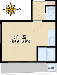 遠藤ビル[2階]の間取り
