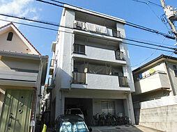 広島県広島市西区庚午北4丁目の賃貸マンションの外観