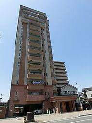 リード中央町[4階]の外観