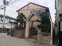兵庫県尼崎市西大物町の賃貸アパートの外観