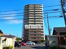 藤和前後ホームズ[12階]の外観