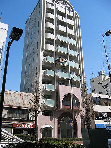 ユーフローラ(Cタイプ) 8階の賃貸【東京都 / 八王子市】