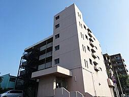 福岡県北九州市小倉北区中井1丁目の賃貸アパートの外観