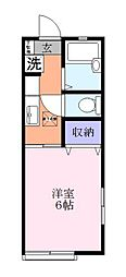 実籾駅 3.7万円