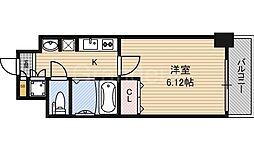 CHEZ・MOI・HIROSE[11階]の間取り