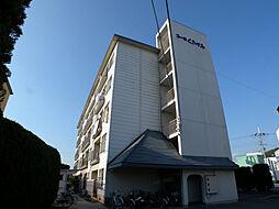 兵庫県姫路市辻井1丁目の賃貸マンションの外観