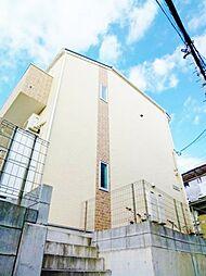 神奈川県横浜市南区南太田4の賃貸アパートの外観