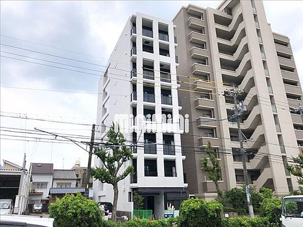 AVANTI aratamabashi[6階]の外観