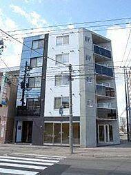北海道札幌市北区北二十五条西5丁目の賃貸マンションの外観