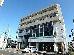 育宝毛呂山ビル[4階]の外観