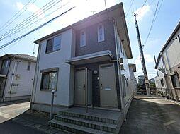 千葉県千葉市若葉区桜木4丁目の賃貸アパートの外観