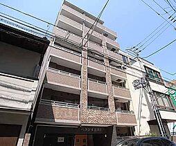 京都府京都市下京区元両替町の賃貸マンションの外観