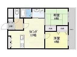 杉本町駅 7.5万円