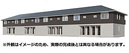 (仮称)三木市福井D-room[203号室]の外観