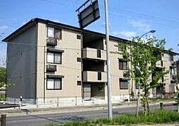 奈良県北葛城郡上牧町大字中筋出作の賃貸アパートの外観