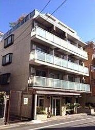 東京都新宿区四谷坂町の賃貸マンションの外観