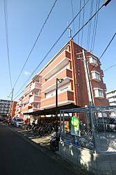 福岡県春日市小倉4丁目の賃貸マンションの外観