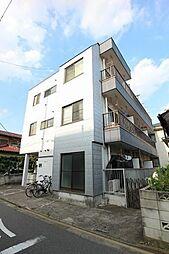 埼玉県川口市在家町の賃貸マンションの外観