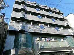 千鳥橋第一ビル[4階]の外観