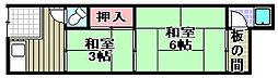 石津川駅 1.0万円