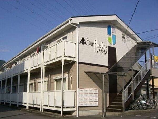 サープラスIハヤシ 2階の賃貸【岐阜県 / 岐阜市】