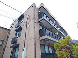 埼玉県川口市上青木西5丁目の賃貸アパートの外観