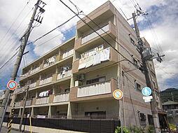 JR東海道本線 甲南山手駅 4階建[203号室]の外観