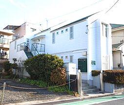 東京都練馬区北町7丁目の賃貸アパートの外観