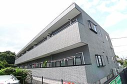 ヴィラソメヤ[2階]の外観