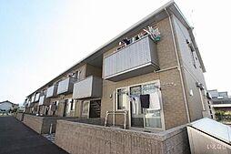 広島県福山市曙町2丁目の賃貸アパートの外観