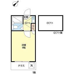 八千代台駅 1.7万円