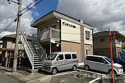 兵庫県姫路市青山北2丁目の賃貸アパートの外観