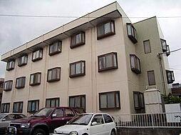 東京都江戸川区東葛西8の賃貸マンションの外観