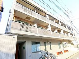 神奈川県藤沢市朝日町の賃貸マンションの外観