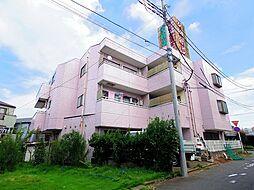 第三安田ビル[2階]の外観