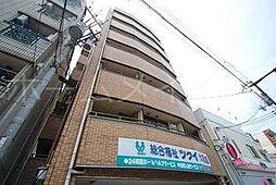 大阪府大阪市旭区新森4丁目の賃貸マンションの外観
