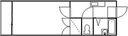ハイツK−2[107号室]の間取り