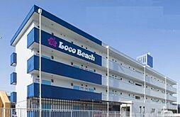 Loco Beach[1K号室]の外観