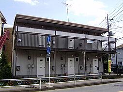 クワタコーポ[202号室]の外観