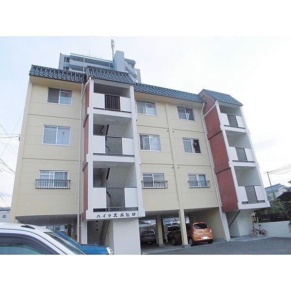 ハイツスエヒロ 1階の賃貸【長野県 / 松本市】