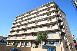 愛知県名古屋市守山区森孝東1丁目の賃貸マンションの外観