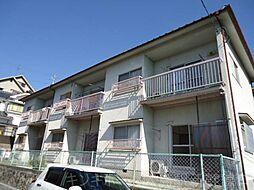 広島県安芸郡府中町八幡3丁目の賃貸アパートの外観