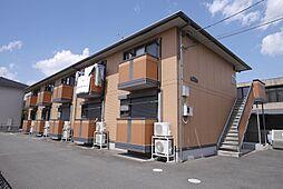茨城県日立市桜川町1丁目の賃貸アパートの外観