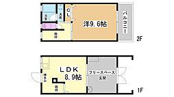 神戸市西神・山手線 大倉山駅 徒歩13分