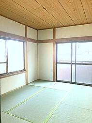 客間に最適な1F6帖和室です。