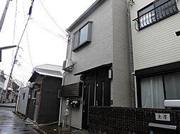 兵庫県神戸市灘区篠原南町3丁目の賃貸アパートの外観