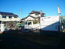 静岡県静岡市清水区八坂東1丁目の賃貸アパートの外観