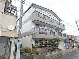 兵庫県神戸市灘区岩屋北町2丁目の賃貸マンションの外観