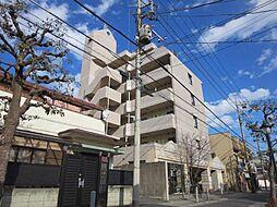 埼玉県川口市栄町2丁目の賃貸マンションの外観
